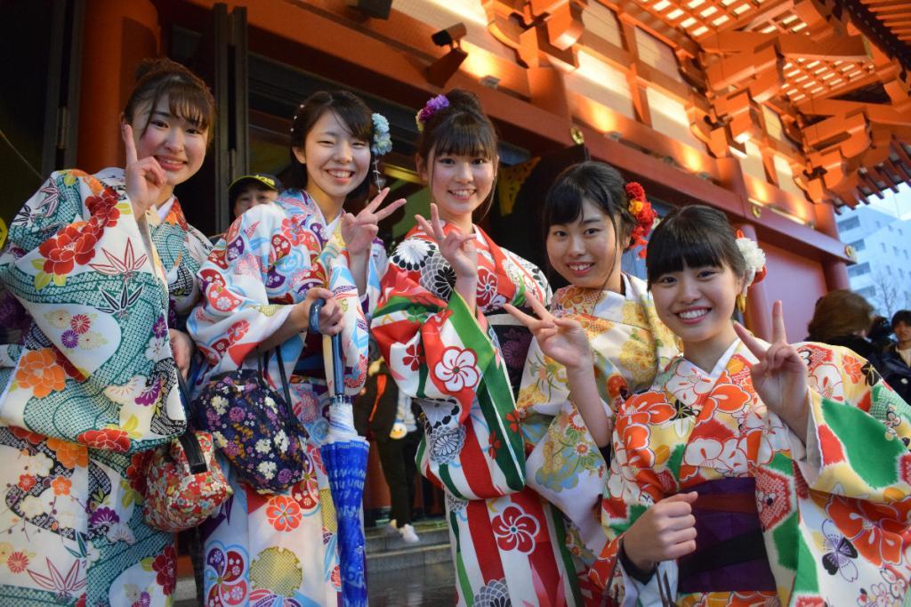 راز جوان ماندن زنان ژاپنی