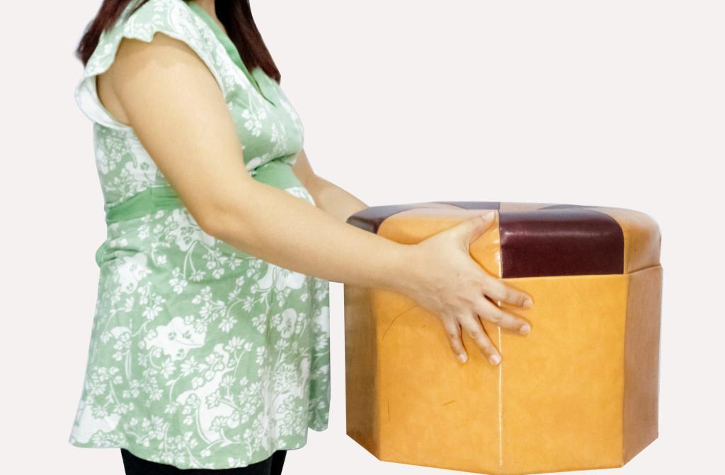اقدامات ساده برای درمان درد دنبالچه در بارداری
