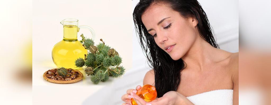فایده روغن کرچک برای رشد مو