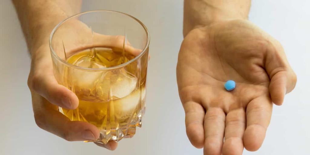 آیا مصرف پریمولت همراه با الکل ایمن است