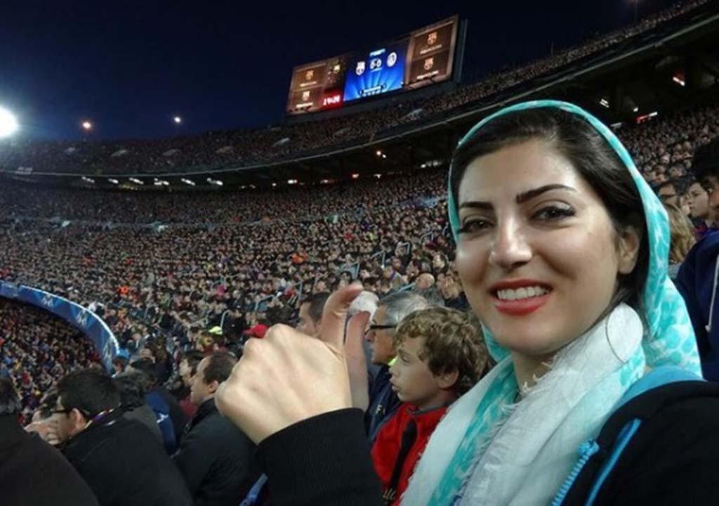هلیا امامی خارج از کشور