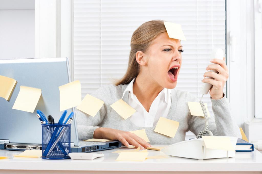استرس از عوامل سفید شدن سریع موها