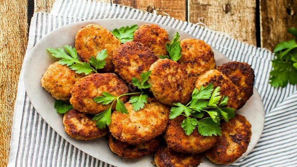 طرز تهیه کتلت سیب زمینی پخته سوخاری خوشمزه و مجلسی با گوشت