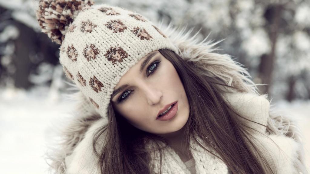 مدل شال و کلاه بافتنی دخترانه بچه گانه اسپرت و جدید با قلاب و دو میل