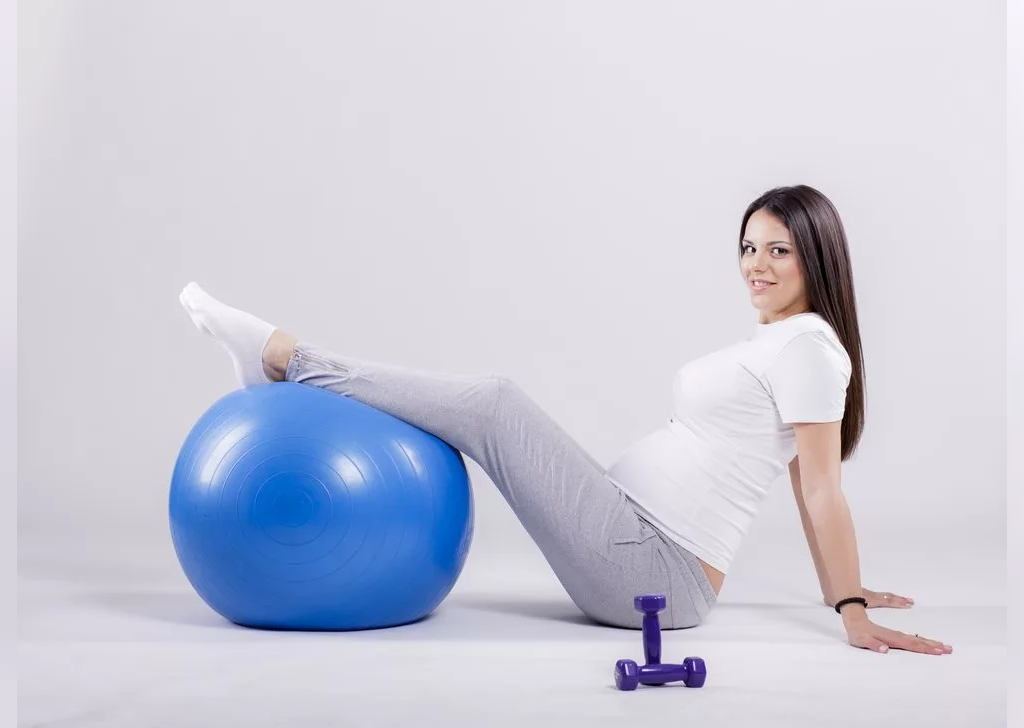 بهترین ورزش در دوران بارداری