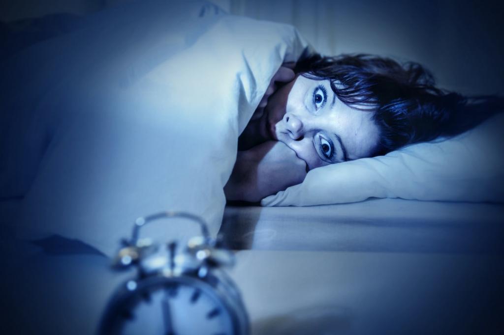 دلایل کم خوابی