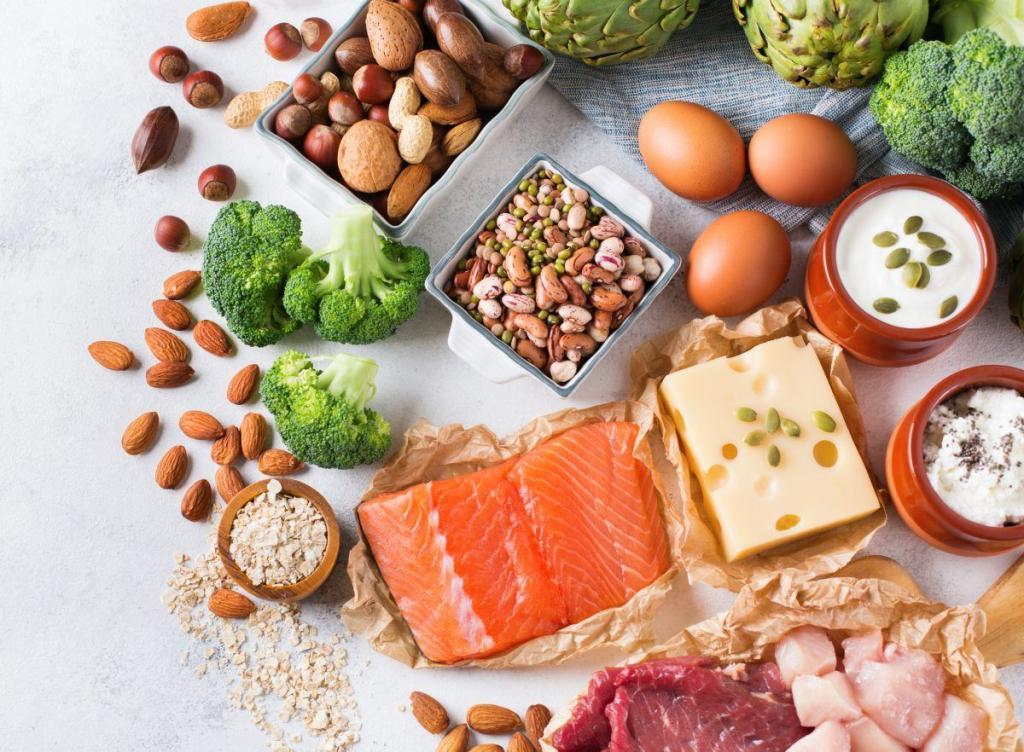 رژیم غذایی برای کنترل وزن