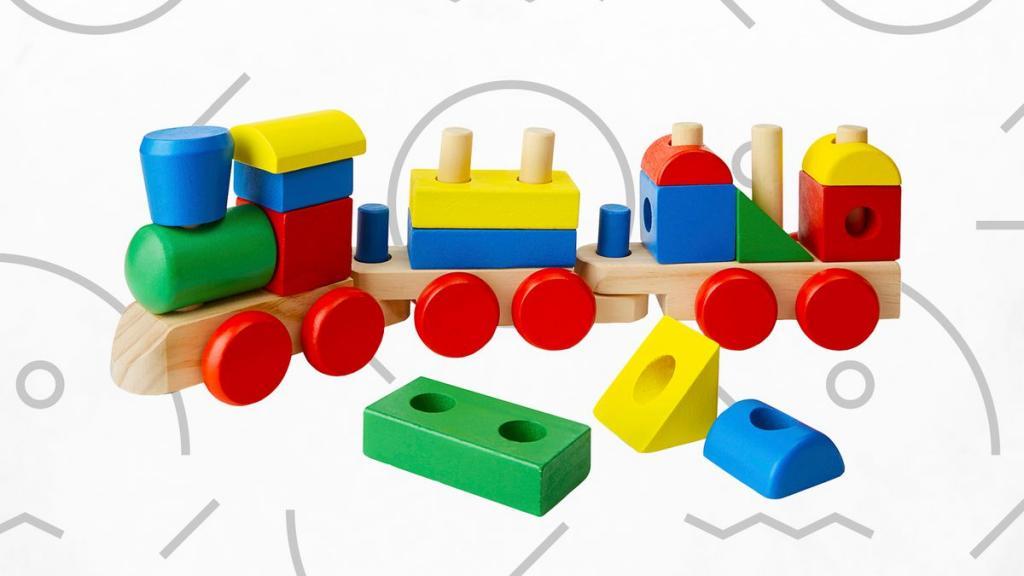 ویژگی های اسباب بازی کودکان یک سال