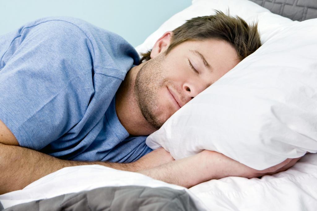 رابطه جنسی در مردان و خواب خوب