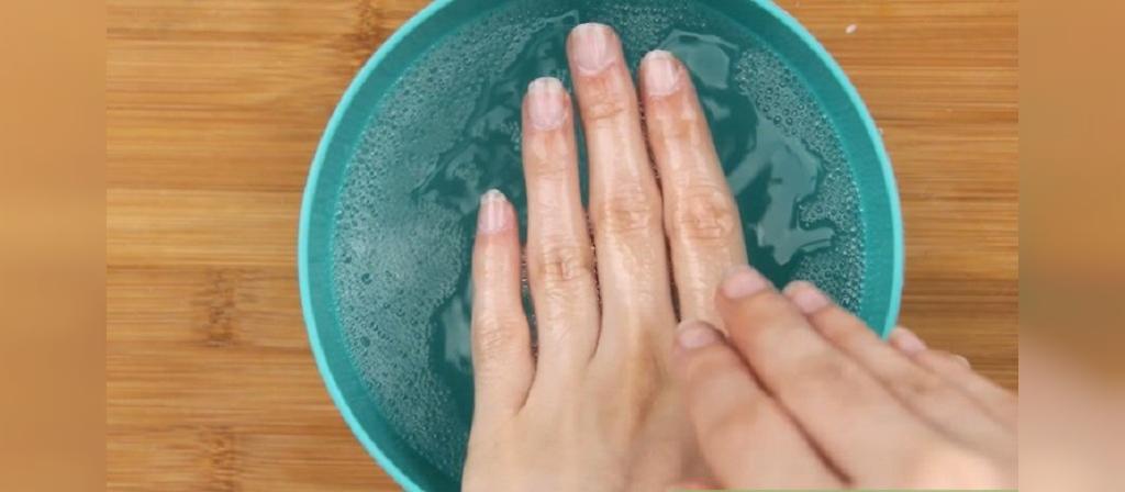 مراقبت از ناخن ها پس از جدا کردن ناخن مصنوعی