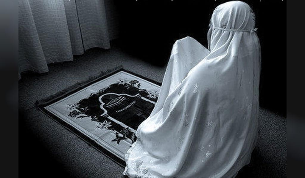 طریقه خواندن نماز شب