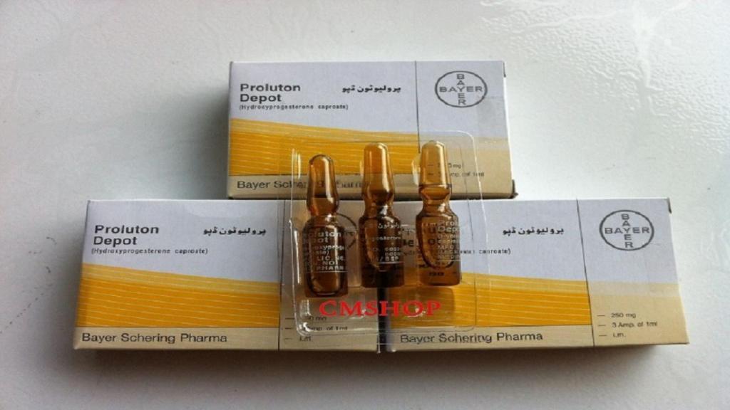 آمپول پرولوتون (Proluton): کاربردها، عوارض و موارد منع مصرف آن