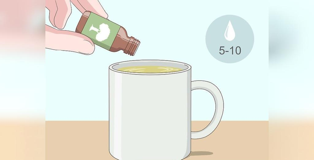 تونر چای سبز برای پوست های چرب و آکنه دار