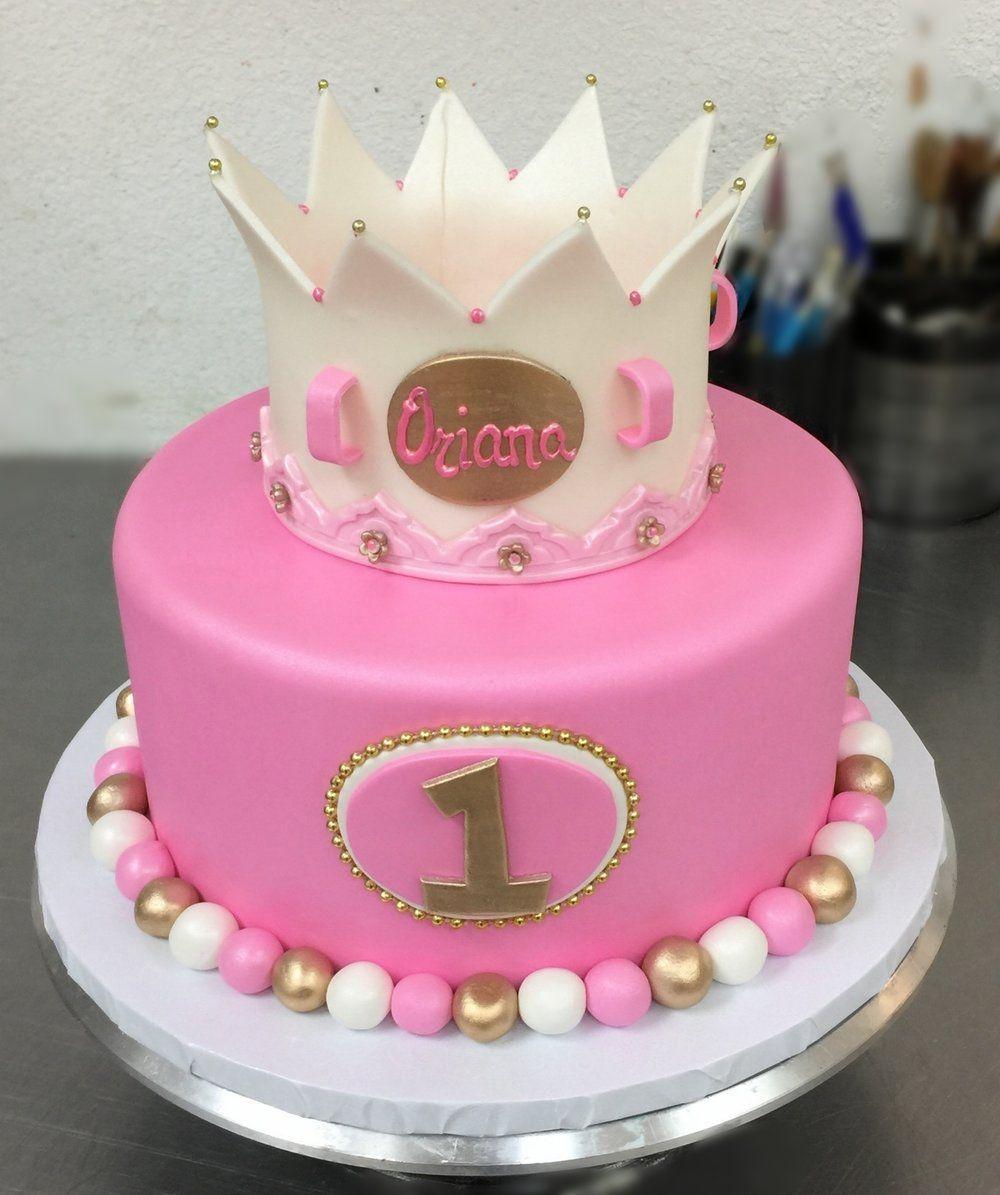 مدل کیک تاجی جدید