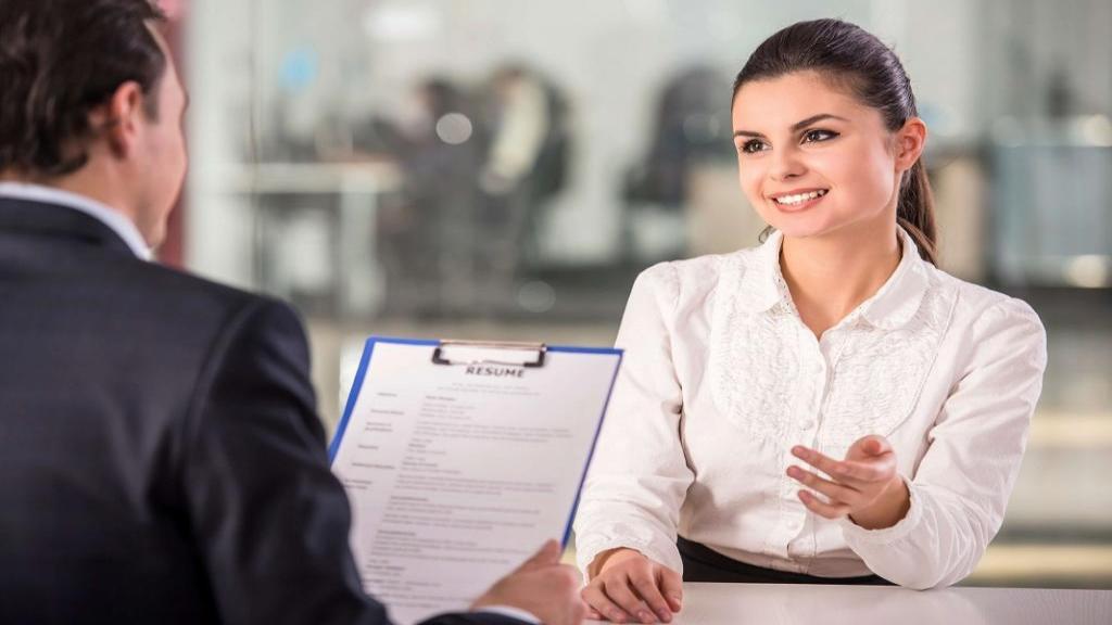 در مصاحبه استخدامی چه بگوییم؛ اصول موفقیت در مصاحبه شغلی