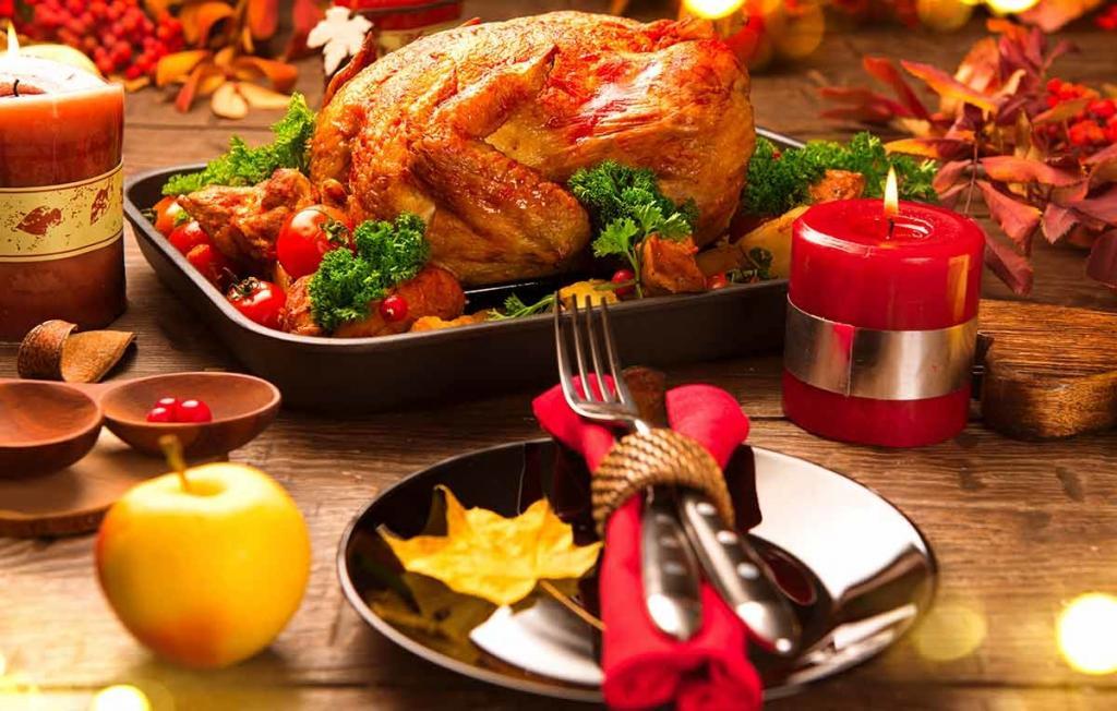 غذای کریسمس ایرانی