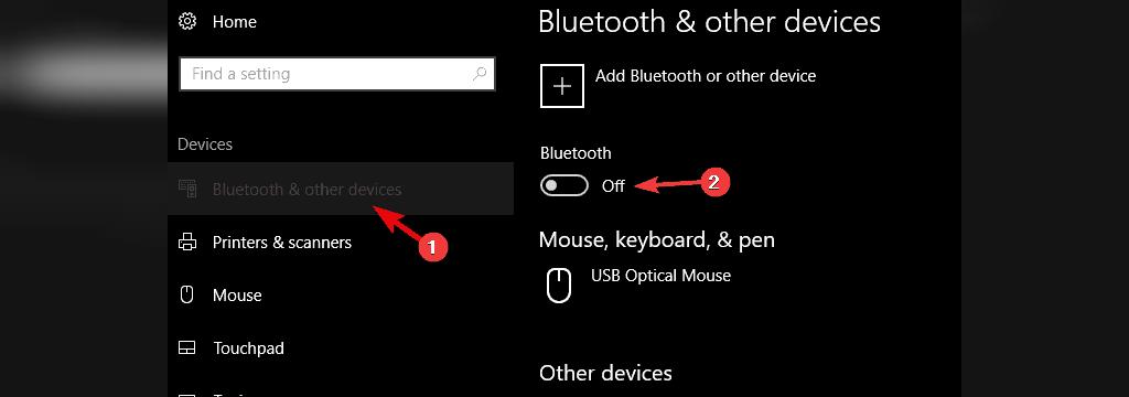 روش متصل شدن به وای فای ویندوز از طریق بلوتوث