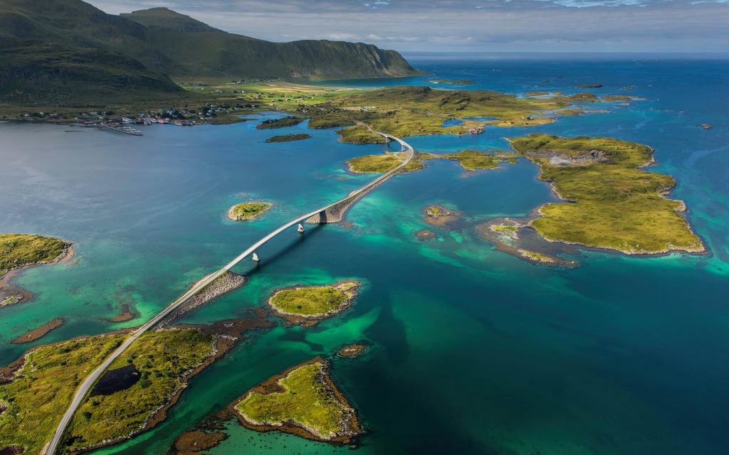 زیباترین جاده نروژ