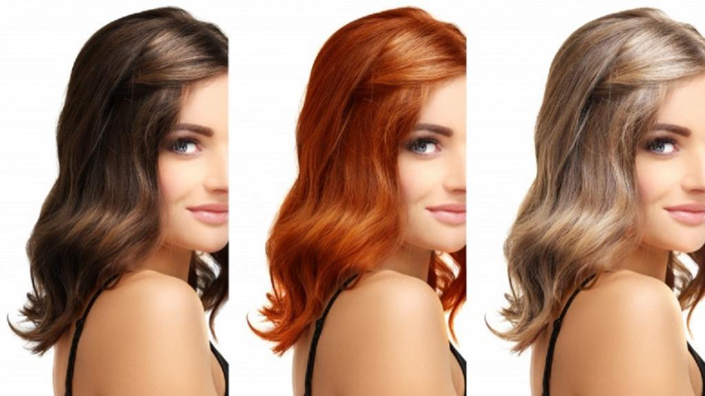 انتخاب رنگ موی حرفه ای متناسب با پوست شما + رنگ موهای مناسب برای پوست های تیره، روشن و نرمال