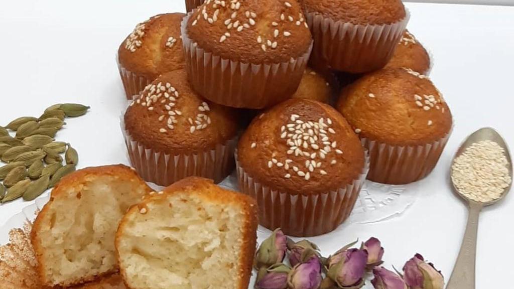 طرز تهیه کیک یزدی خانگی خوشمزه و سنتی اصل یزد به سبک قنادی ها