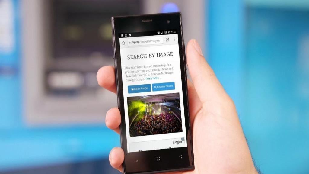 روش سرچ با عکس یا جستجوی معکوس تصاویر در گوگل، آیفون و اندروید