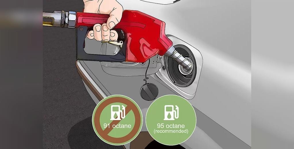 از بنزینی با اکتان مناسب برای موتور خودرو استفاده کنید