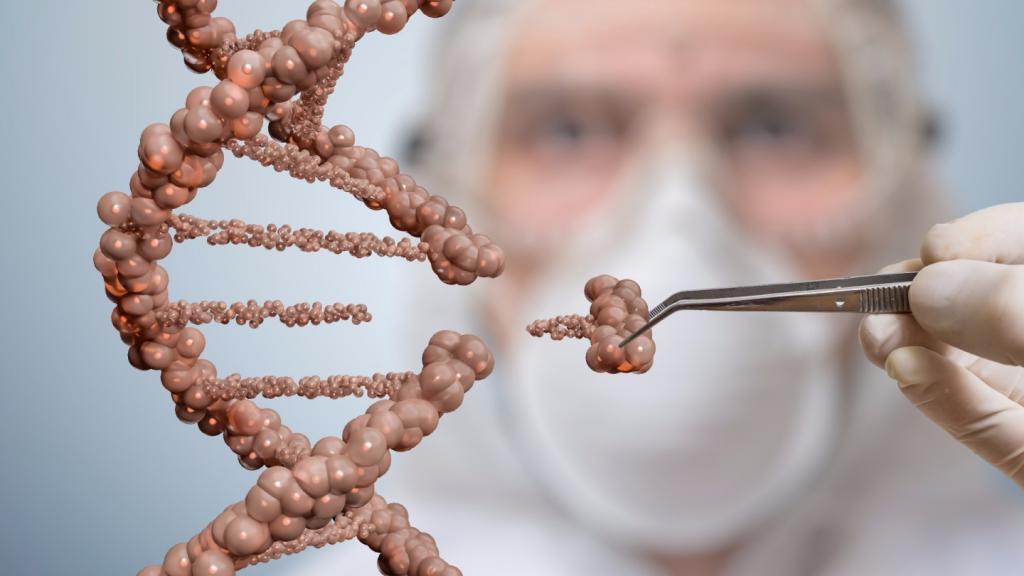 مهندسی ژنتیک چیست