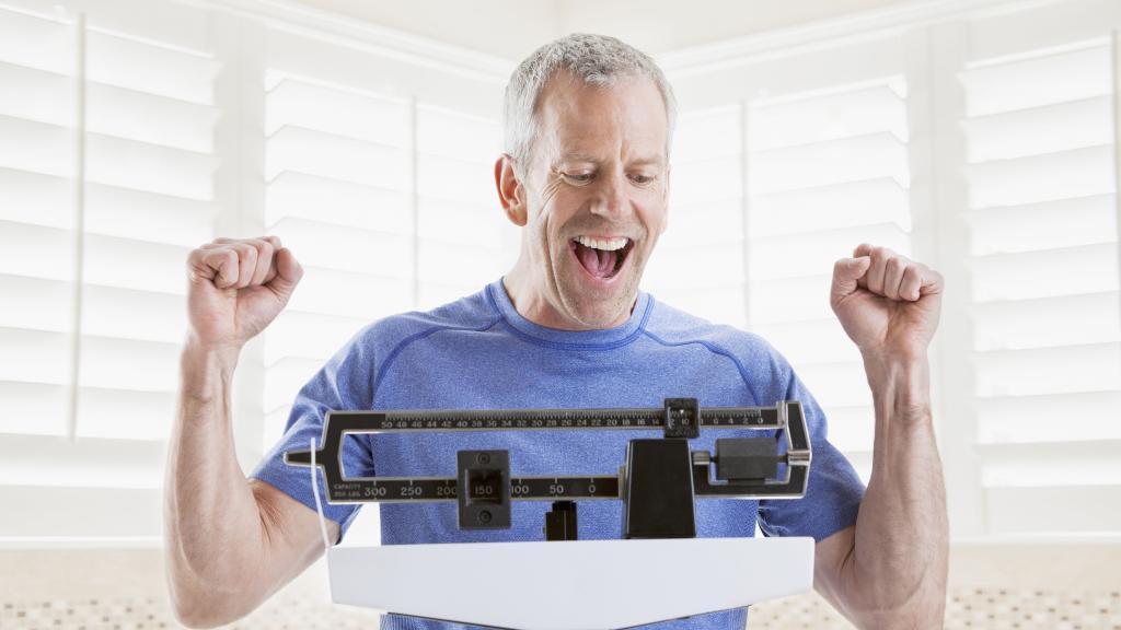 بهترین روش برای کاهش وزن پایدار برای مردان بالای 50 سال چیست