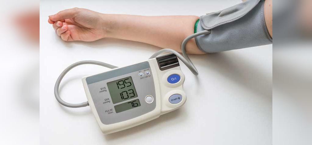 فشارخون بالا از عوامل خطر حمله قلبی