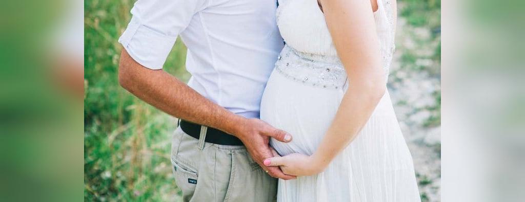 مدل عکس بارداری خارجی دونفره