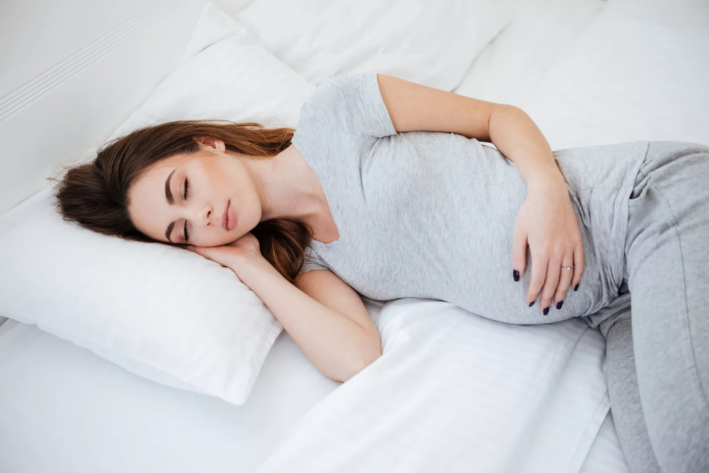علت سردرد در دوران بارداری