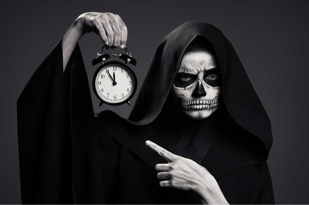 انواع ترس از مرگ