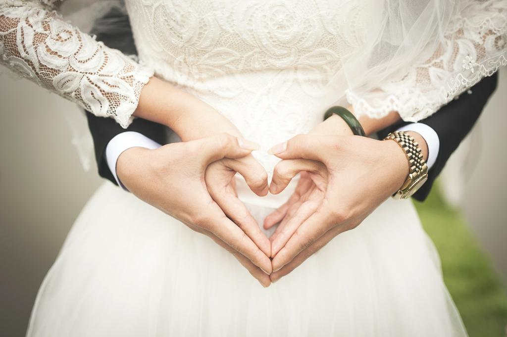 دکلمه عاشقانه عروس و داماد