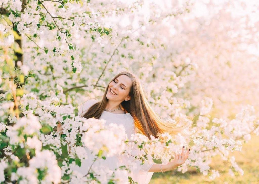 عکس دخترونه بهاری