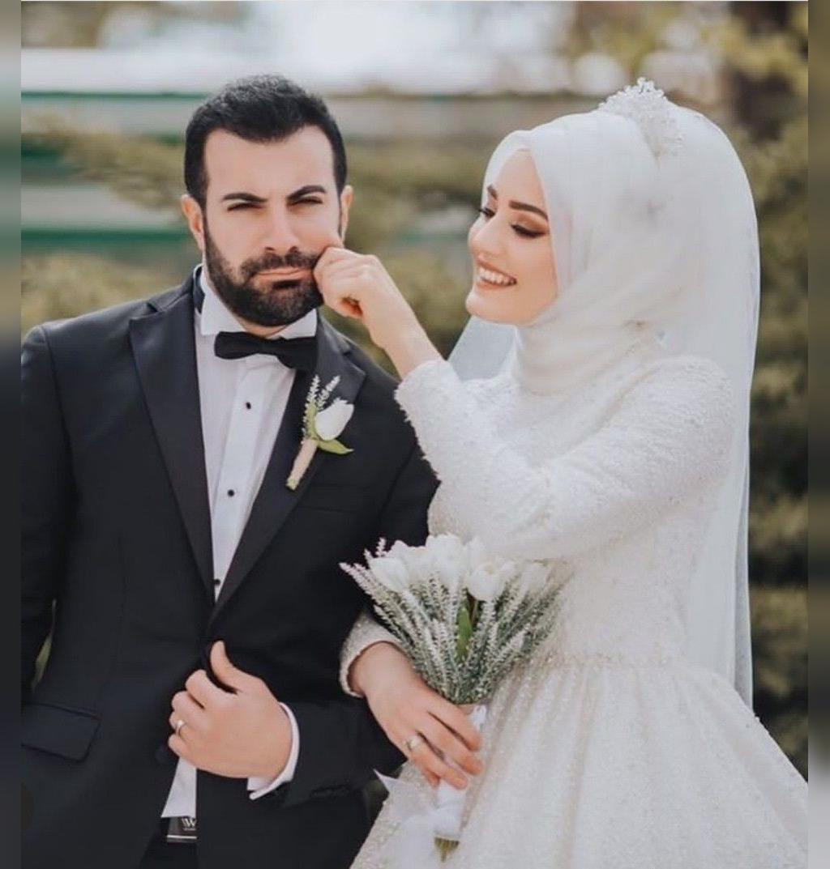 عکس فانتزی و عاشقانه عروس و داماد بدون متن