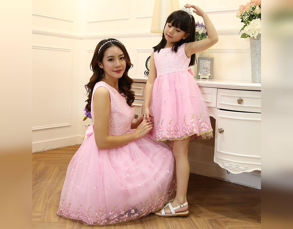 ست لباس مادر و دختر، لباس مجلسی