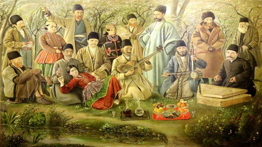 نقاشان مشهور ایران
