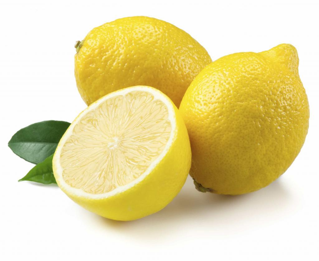 درمان جوش سرسیاه با لیمو
