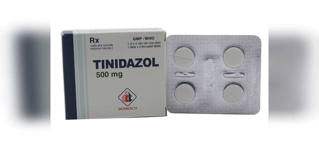 اطلاعات دارویی قرص تینیدازول