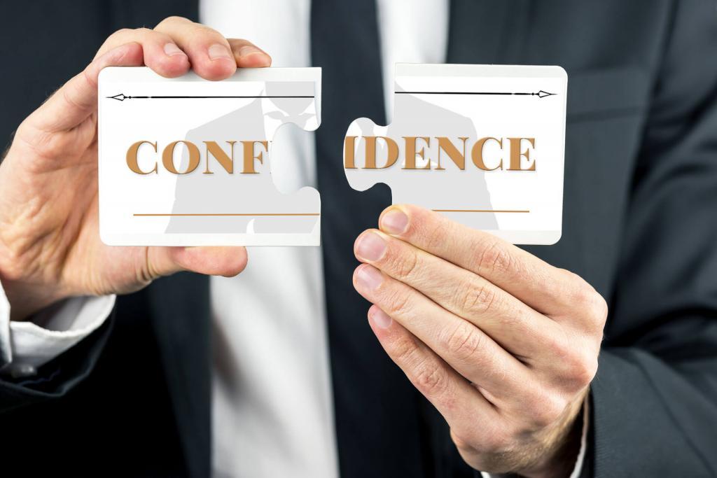 اعتماد به نفس چیست