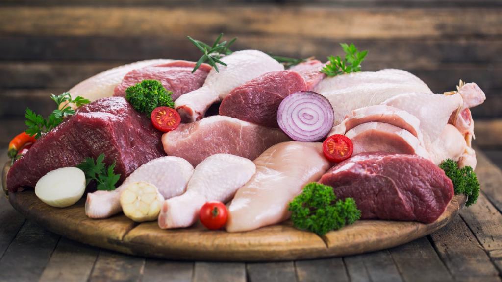 تفاوت بین گوشت قرمز و گوشت سفید