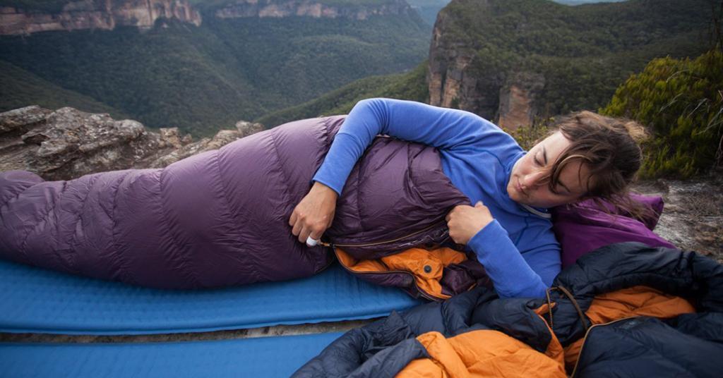 کیسه خواب مناسب برای کمپینگ