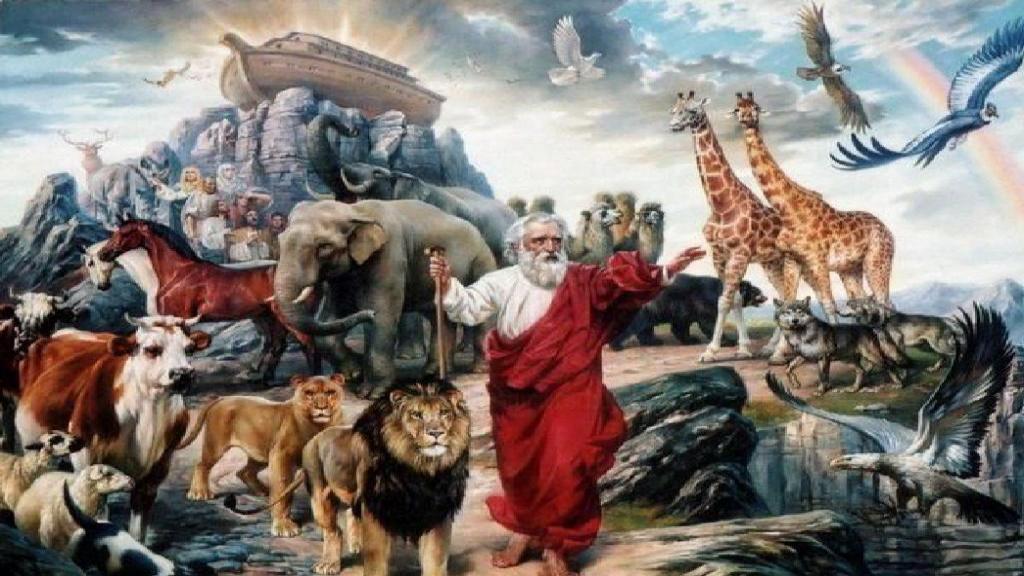 داستان حضرت نوح (ع) اولین پیامبر اولوالعزم، ساده و روان