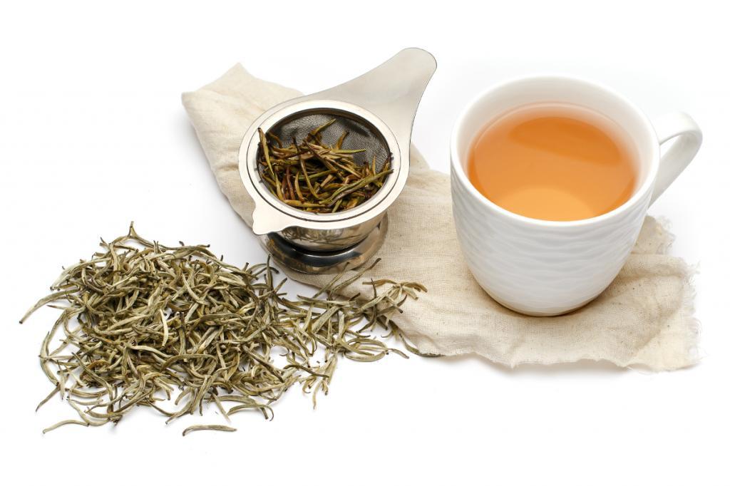 چای اولانگ با چای سفید برای کاهش وزن