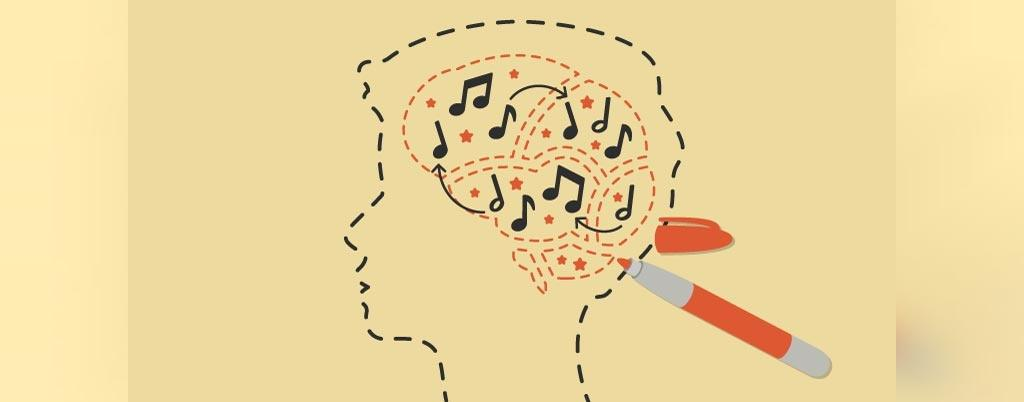 تقویت بداهه گویی با موسیقی