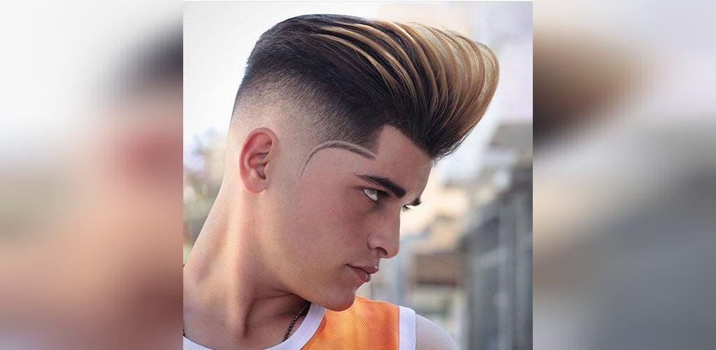 مدل موی پسرانه مدل خامه ای