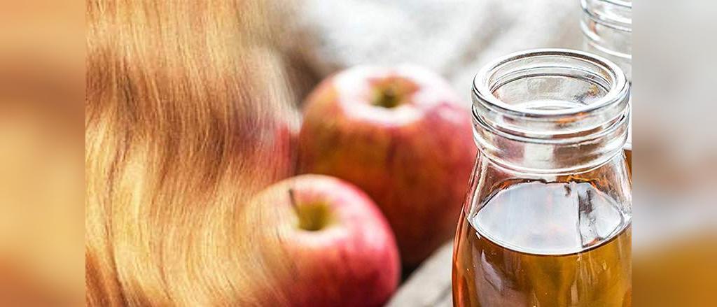 چگونه می توان از سرکه سیب برای موها استفاده کرد؟