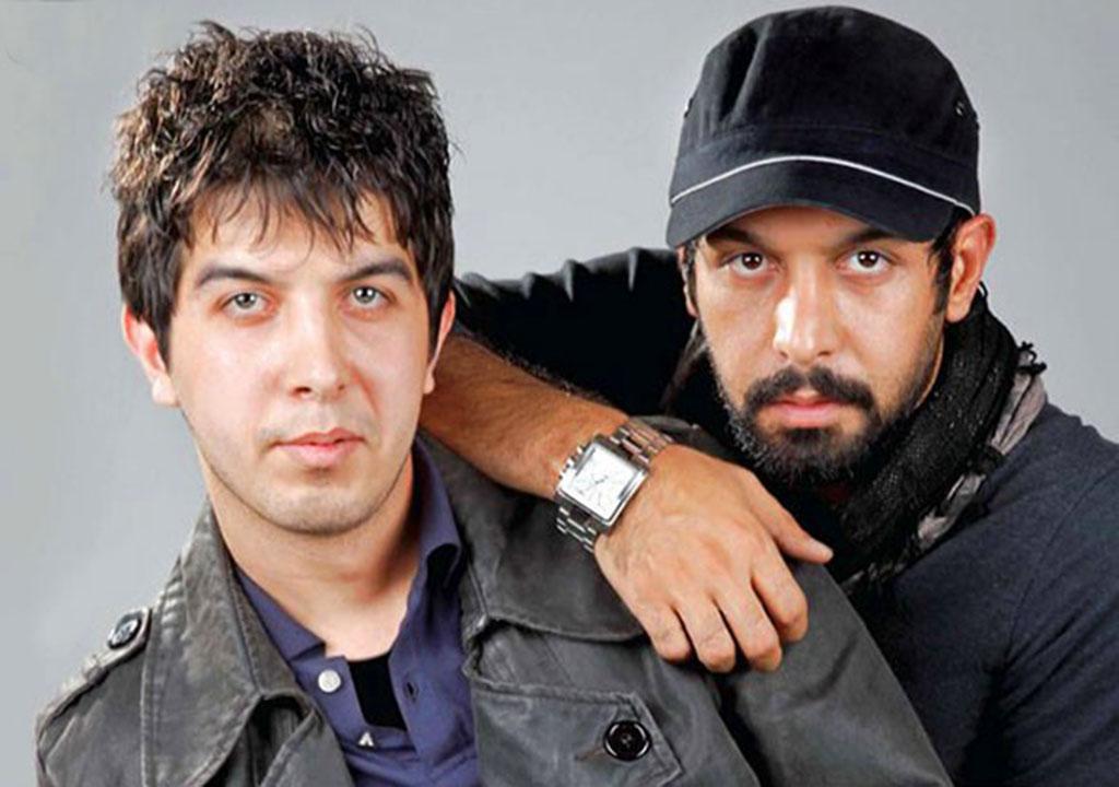 کامران تفتی و برادرش