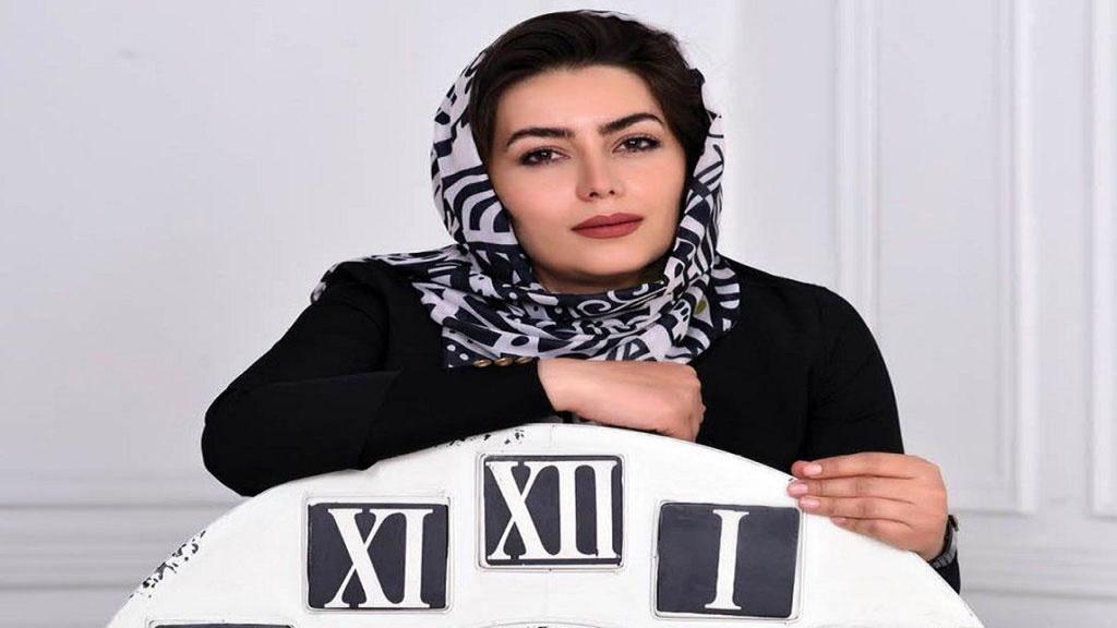 بیوگرافی هدیه بازوند روژان سریال نون خ + زندگی شخصی و عکس