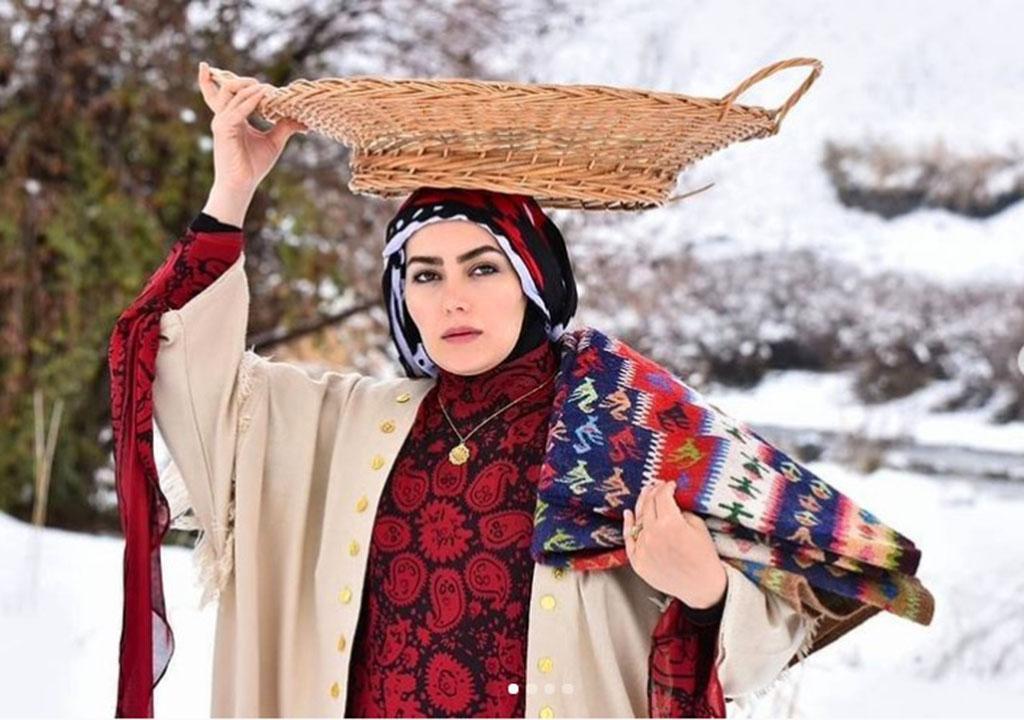 روژان در سریال نون خ